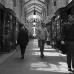 Burlington Arcade photo © Rena Pearl