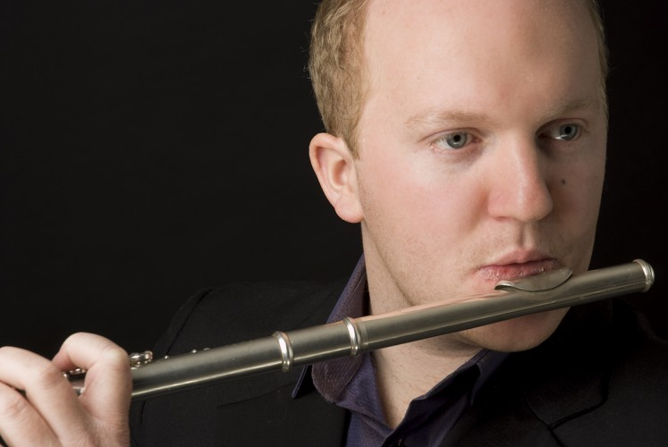 Roderick Seed, Flutist, and Professional Musician