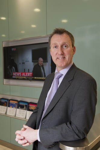 Craig Neame, Maritime Lawyer, photographed for Venture Magazine