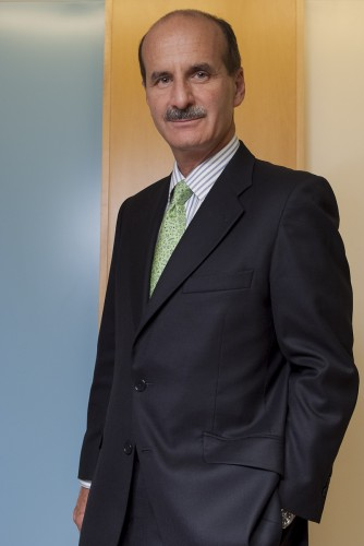 Jose Figueres, (President Costa Rica 1994-98), currently chariman of Carbon War Room & CEO of Concordia, photographed for Venture Magazine