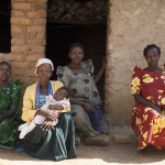 Abayuday women. Nangola village.
