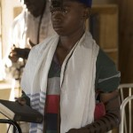 14 year old Kohart Keki - morning prayers, Moses Synagogue Nabugoye Hill