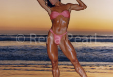 Rachell McLish First Miss Olympia