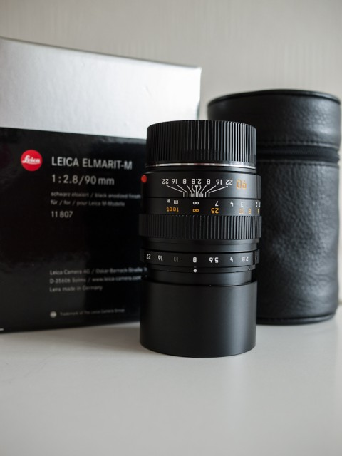 Leica lens for sale