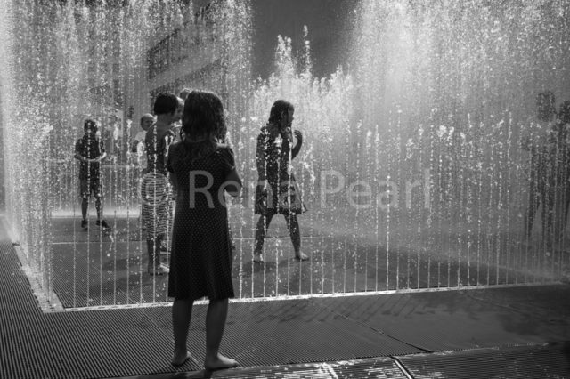 Children Playing Southbank London